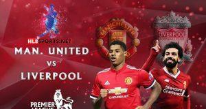 Event Tebak Score HL8SPORTS Manchester United VS Liverpool Periode 1