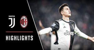Juventus vs ac milan