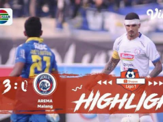 Full Highlight - Persib Bandung 3 vs 0 Arema FC | Shopee Liga 1 2019/2020