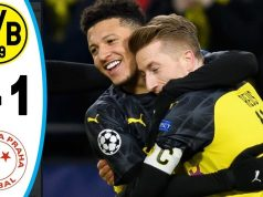 Highlights Borussia Dortmund vs Slavia Prague 11-12-2019
