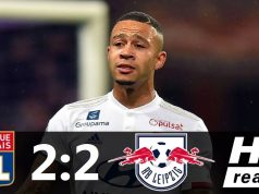 Highlights Olympique Lyonnais vs RasenBallsport Leipzig 11-12-2019