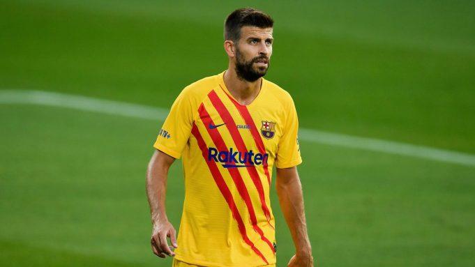 Gerard Pique - Performa apik Pique menjadikannya sebagai salah satu tembok pertahanan paling penting di Barcelona. Meski telah memasuki usia 33 tahun, Pique mampu membuktikan betapa penting dirinya bagi pertahan Barcelona.