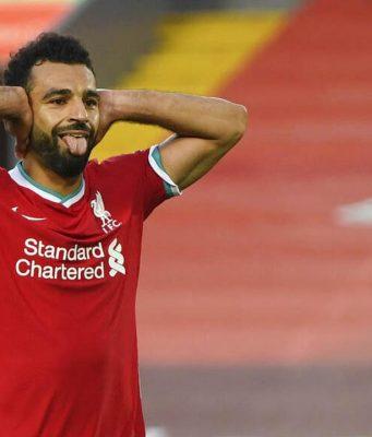 Mohamed Salah (Liverpool) - Bintang timnas Mesir ini belum mampu menambah gol nya di Liga Inggris musim ini. Hingga kini mantan pemain Chelsea itu telah membukukan tiga gol