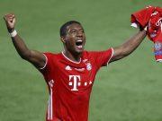 David Alaba - Pemain berusia 28 tahun ini menjadi tembok pertahan Bayern Munchen yang sulit ditembus penyerang lawan. Alaba mampu bertransformasi dari bek kiri menjadi bek tengah terbaik Bayern Munchen di kompetisi Liga Jerman.