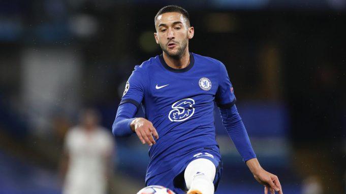 Winger Chelsea, Hakim Ziyech