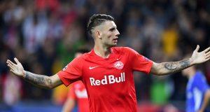 Dominik Szoboszlai (RB Salzburg) - Penyerang 19 tahun asal Hunggaria ini menjadi incaran klub top Eropa pada bursa transfer musim ini. Permainan apik Dominik Szoboszlai membuatnya disebut-sebut sebagai Paul Pogba dari Hunggaria