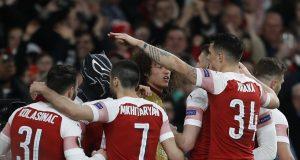 Black Panther (Arsenal) - Pada leg kedua babak 16 besar Liga Europa Aubameyang melakukan selebrasi ala Black Panther saat menjebol gawang Rennes. Selebrasi tersebut dilakukan pada gol kedua Auba