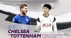 Prediksi Liga Inggris Chelsea Vs Tottenham Hotspur: Kota London Membara