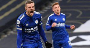 Leicester City meraih kemenangan 2-0 atas Tottenham Hotspur pada laga pekan ke-14 Premier League 2020-2021, Minggu (20/12/2020) malam WIB