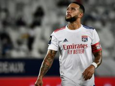 Memphis Depay - Pemain Olympique Lyon ini santer dikabarkan akan bergabung Barcelona yang melepas Luis Suarez. Namun, hingga batas akhir bursa transfer, Depay pun tak kunjung mendarat di Camp Nou.