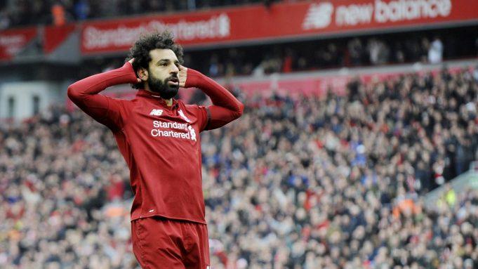 Mohamed Salah (Liverpool) - Pemain andalan Timnas Mesir ini berada di urutan kelima, pendapatan penyerang The Reds ini sebesar 37 juta dollar atau Rp 551 miliar.