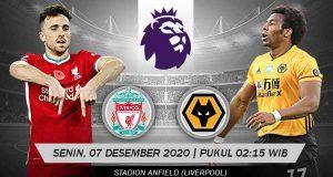 Prediksi Liga Inggris Liverpool Vs Wolverhampton Wanderers
