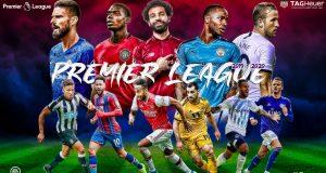 Ilustrasi Premier League - Logo Klub